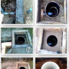 Как сделать слив воды из бани