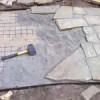 Полезные советы — Необычная технология изготовления дорожки для сада.
