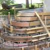 Полезные советы — Как правильно бетонировать крыльцо с радиусными ступенями