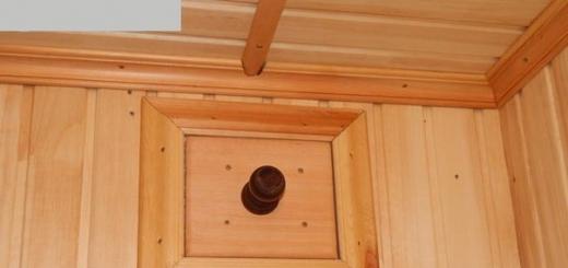 Почему в бане плохо работает вентиляция: основные причины и методы устранения