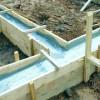Строим баню из полистиролбетона