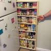 Выдвижная этажерка на кухню своими руками