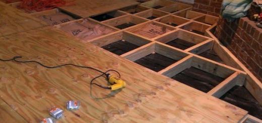 Как сделать расчёт деревянных балок перекрытия