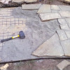 Необычная технология изготовления дорожки для сада.