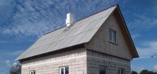 Основные ошибки при строительстве зданий из газосиликатных/газобетонных блоков.