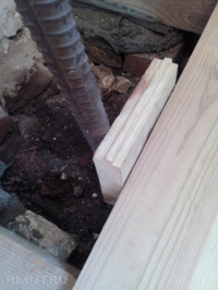 Деревянный пол на лагах, порядок работ.