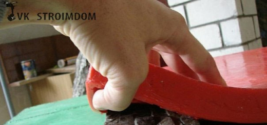 Форма для искусственного камня своими руками.