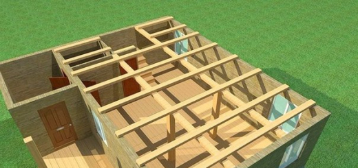 Как построить каркасный дом. Опыт самостоятельного строительства. Часть 1
